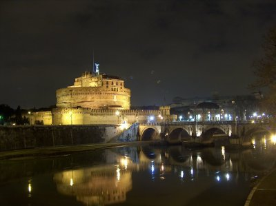 Castillo de de Sant'Angelo by Nico