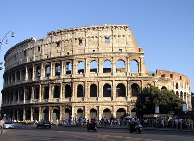 El Coliseo. Foto de R.Duran con Licencia CC descargada de Flickr
